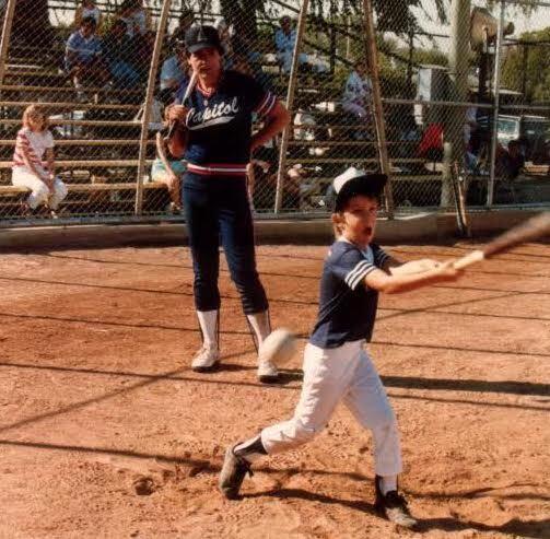 cole james little league baseball
