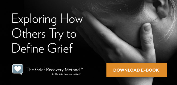 exploring how others try to define grief ebook