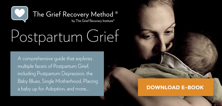 postpartum depression grief sadness free ebook