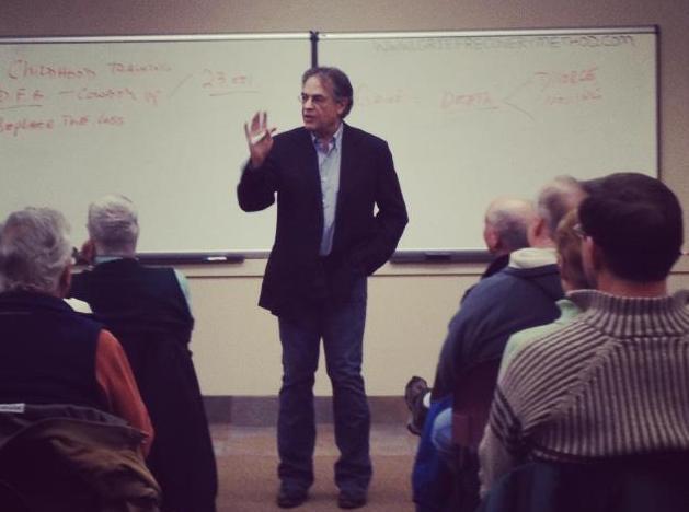 john james teaching grief recovery method