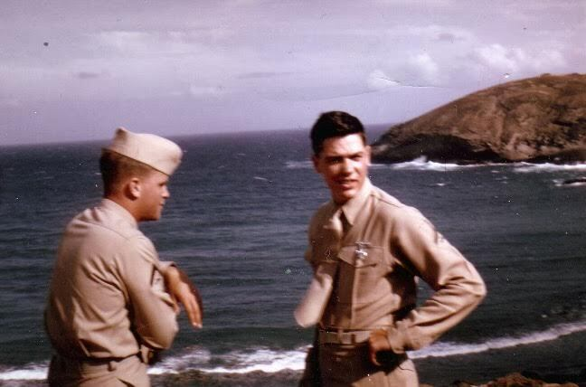 john w james as us marine corps vietnam war veteran
