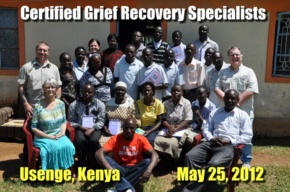 kenya grief recovery method specialist