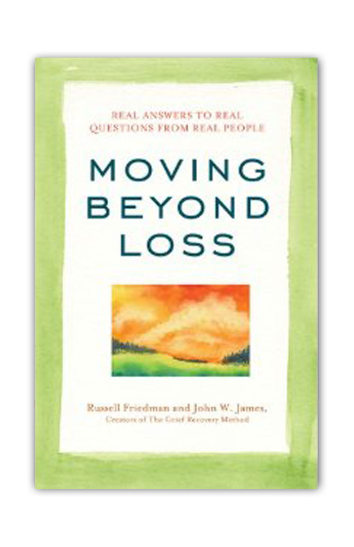 Moving Beyond Loss Book Cover