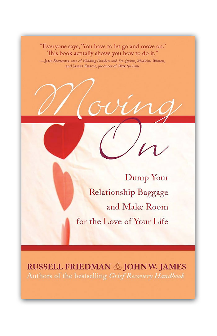 Moving On Book Cover