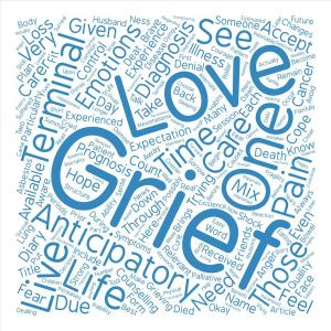 anticipatory grief Anticipatory grief: some implications for social work practice in working with families facing impending loss john costello & susan hargreaves this article compares and contrasts anticipatory grief with conventional grief using an authentic.