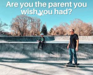 are you the parent you wish you had grief loss