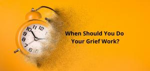Grief time heal recovery emotional pain loss