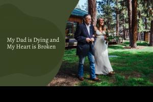 Death loss parent hope healing grief