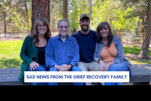 Death loss grief recovery tools healing
