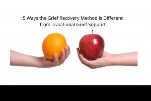 evidence based method grief loss trauma healing
