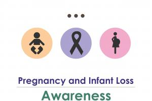 pregnancy infant loss awareness month grief postpartum