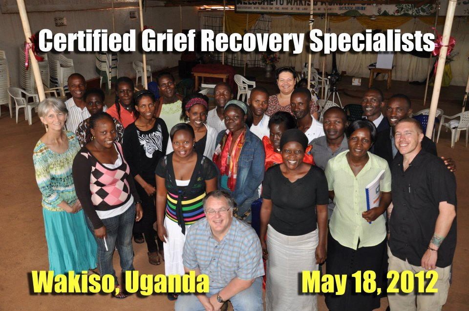 Uganda grief recovery method specialist