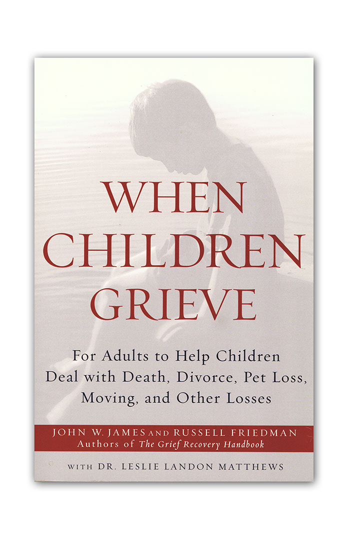 When Children Grieve Book Cover